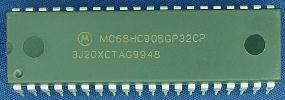 PDIP MC68HC908GP32CP microcontroller