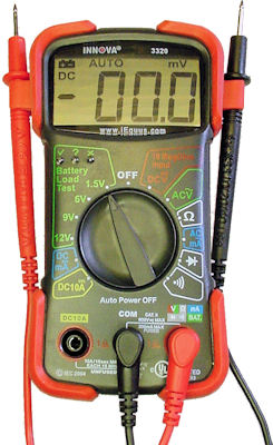 iEquus Innova 3320 digital multimeter
