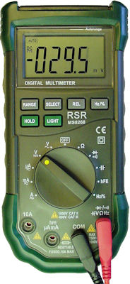 RSR MS8268 digital multimeter