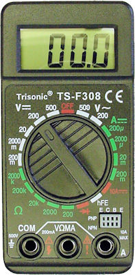Trisonic TS-F308 digital multimeter