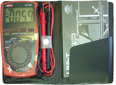 UNI-T UT10A digital multimeter