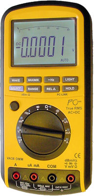 VA38 DMM digital multimeter