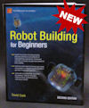 Robot Building for Beginners book by David Cook
