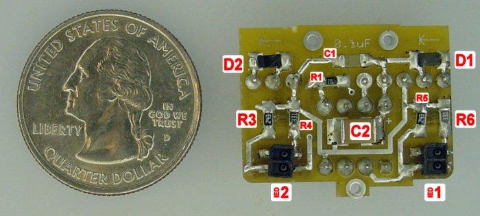Monkey Mints Robot That Follows Lines, Part 2 of 4 - Robot Room