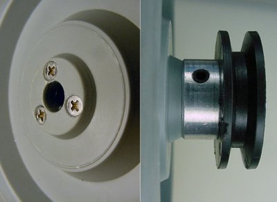 DC Motor Mounts and Wheel Couplers, Page 4 - Robot Room