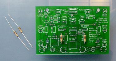 Sandwich Printed Circuit Board - Robot Room