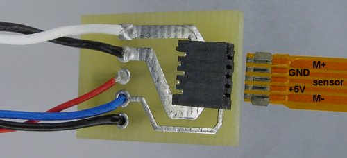 Flat Flex Cable Connector : Streamhawk wireless video explorer page robot room