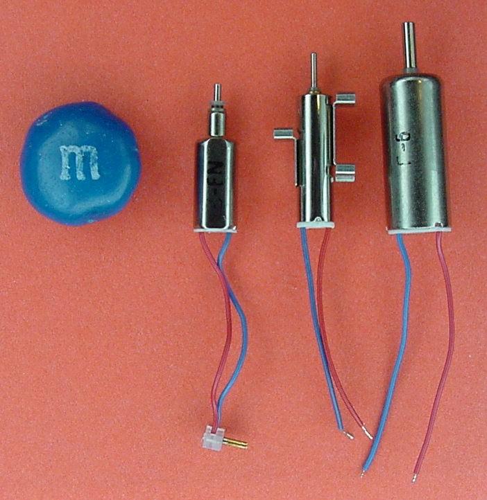 Cellphone vibrator motor