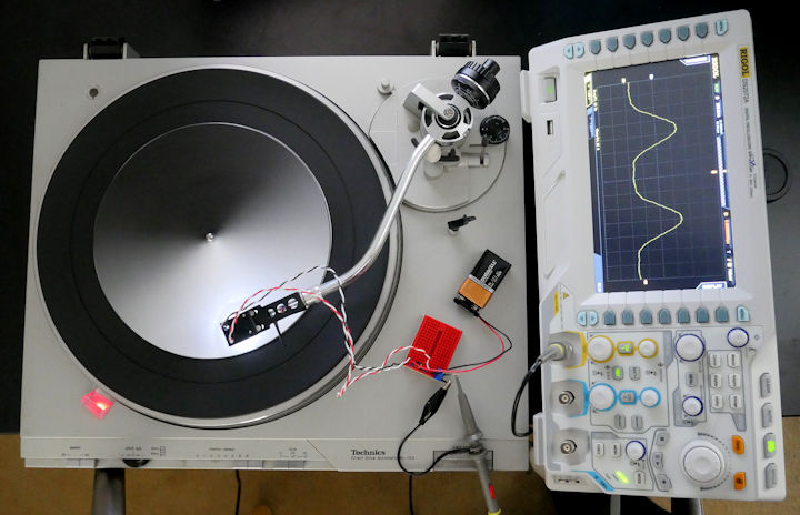 Waveform Generator - Robot Room